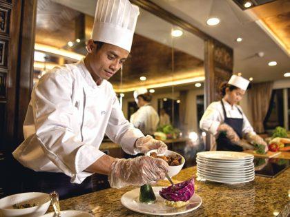 Universo gourmet: cruceros para viajar & comer