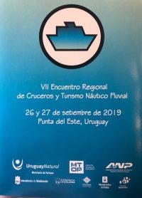 VII Encuentro Regional de Cruceros y Turismo Naútico Fluvial