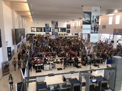 Terminal Vista general